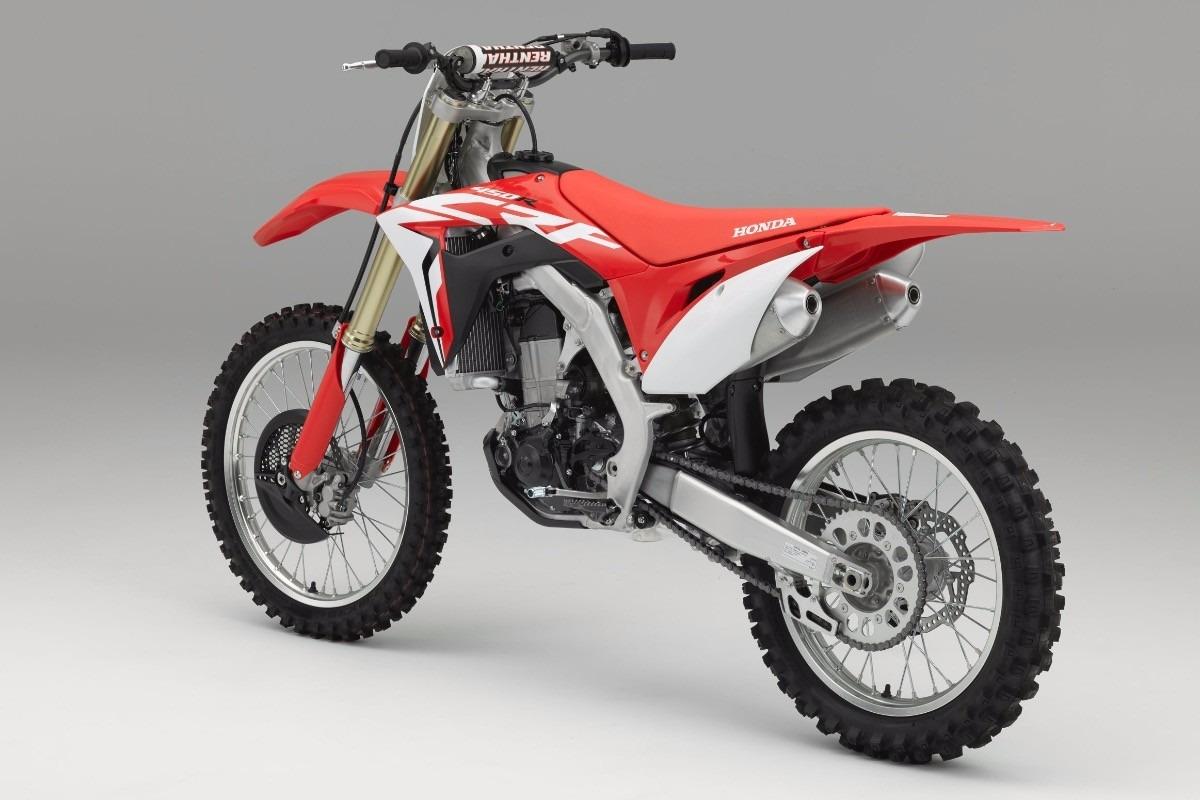 Honda Crf 450 2018